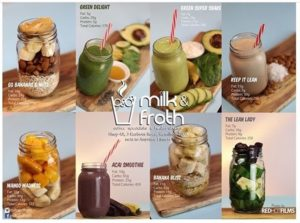Checkout milkandfroth delicious smoothies the Green Super Shake is myhellip